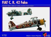 Pavla 72049 Model Kit 1/72 Fiat C.R. 42 Falco